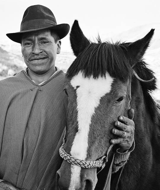 Mann;Pferd 001