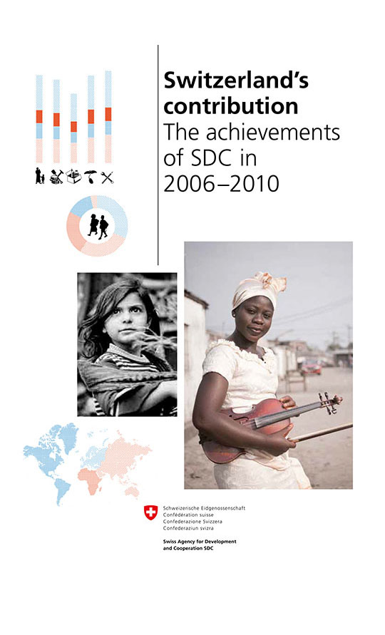 Switzerland's contribution – The achievements of the SDC in